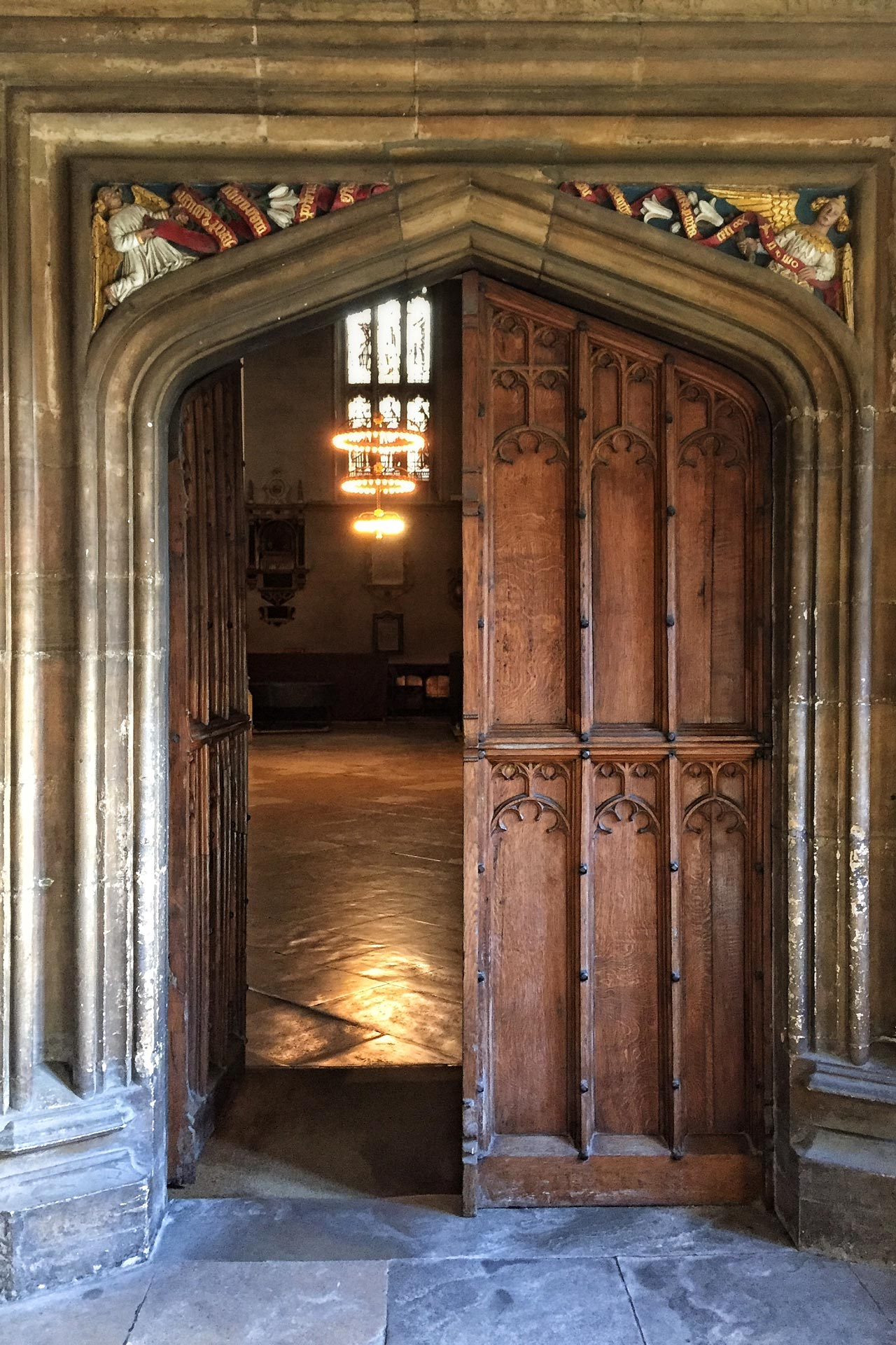 Magdalen College Gallery