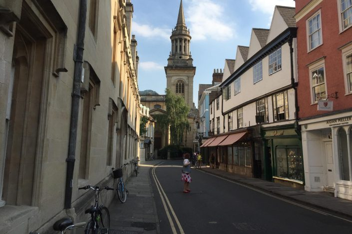 Architecture in Oxford