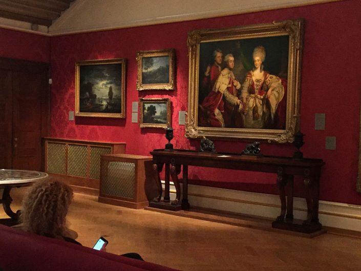 The Ashmolean Museum