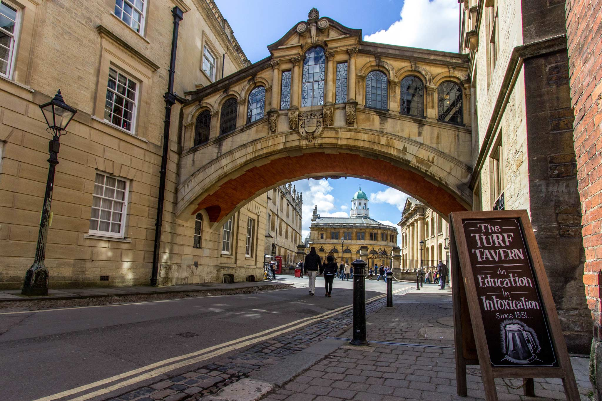 bridge essay oxford Definition of bridge - a structure carrying a road, path, railway, etc across a river, road, or other obstacle, the elevated, enclosed platform on a shi.