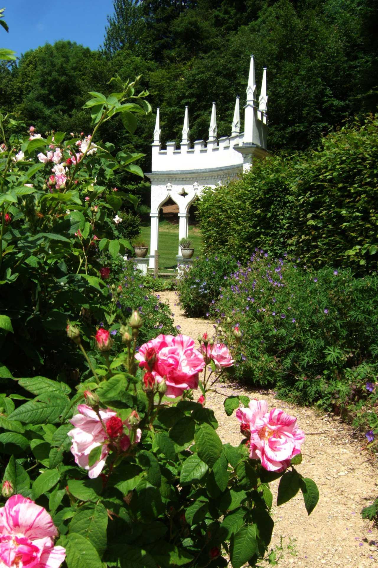 Painswick Rococo Garden by Rex Harris.