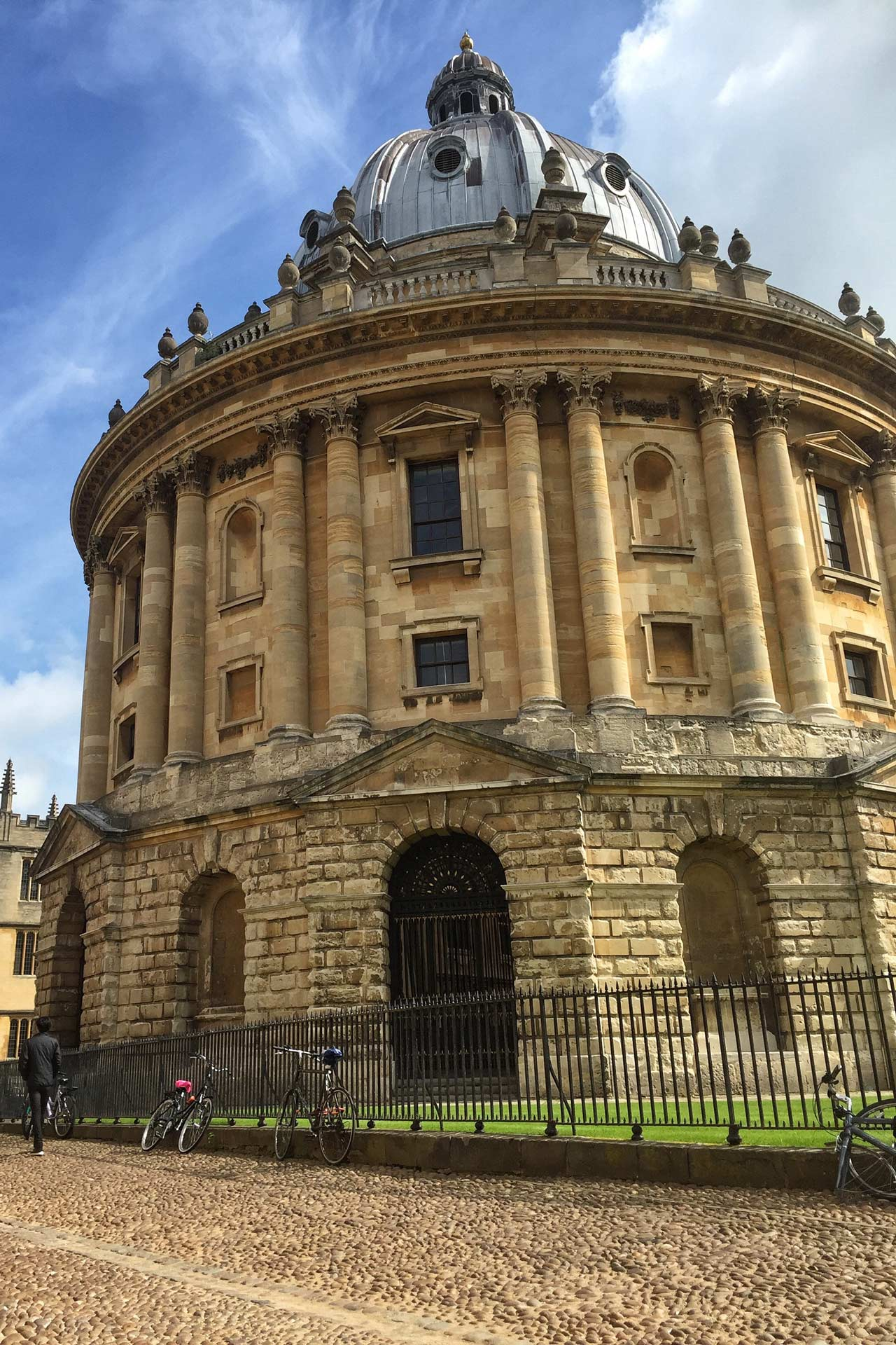 The Radcliffe Camera Things To See Amp Do In Oxford